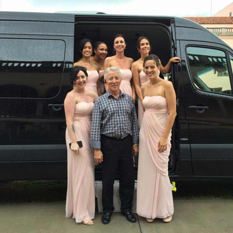 Sarasota Wedding Ceremony Transportation Luxury Limousine Services