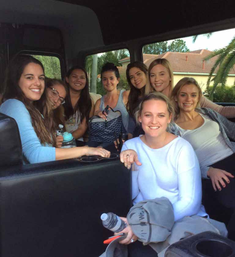Sarasota Group Night Out Limo Transportation Luxury Limousine Services