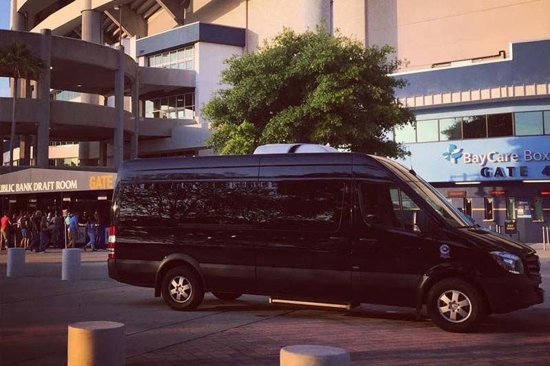 Tampa Sporting Events Transportation