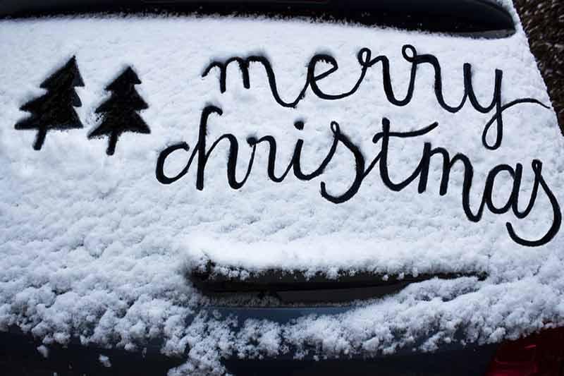 Merry Christmas From Blue Ribbon Transportation