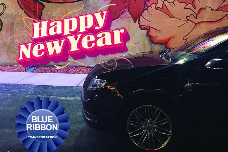 HAPPY NEW YEAR 2019 From Blue Ribbon Transportation