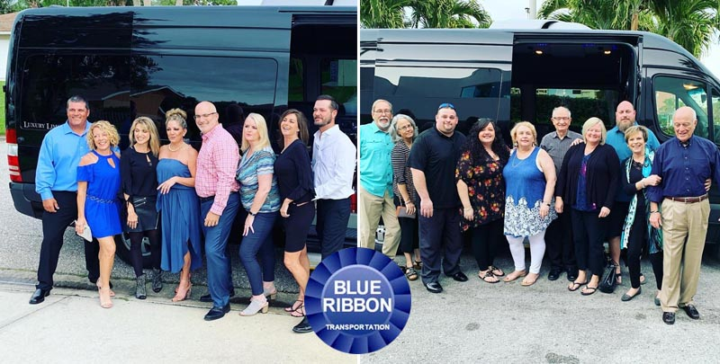 Special Occasion Luxury Transportation Sarasota