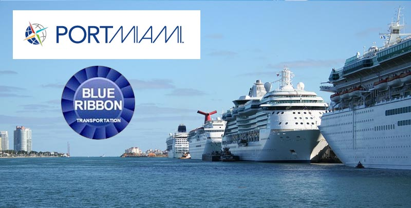 Miami Port Cruise Terminal Transportation