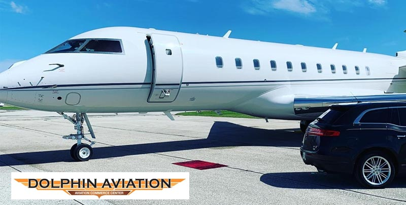 Dolphin Aviation Limo Transportation