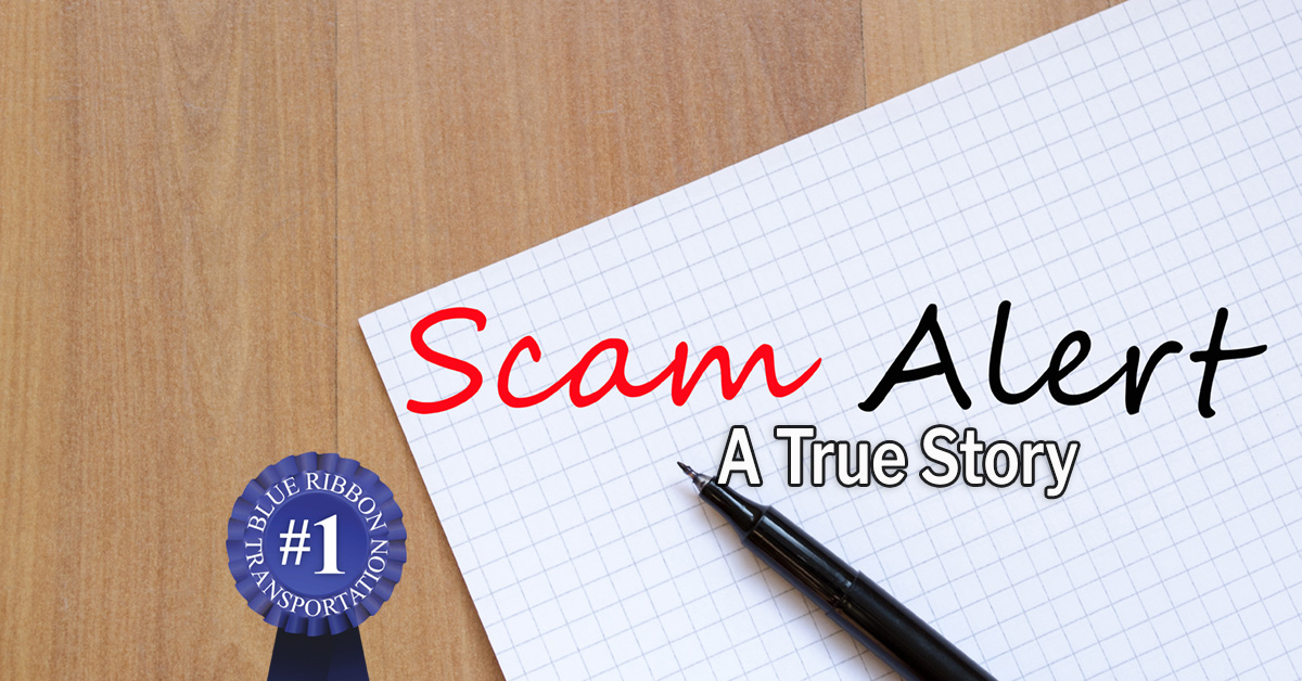 Beware of Scams A True Story